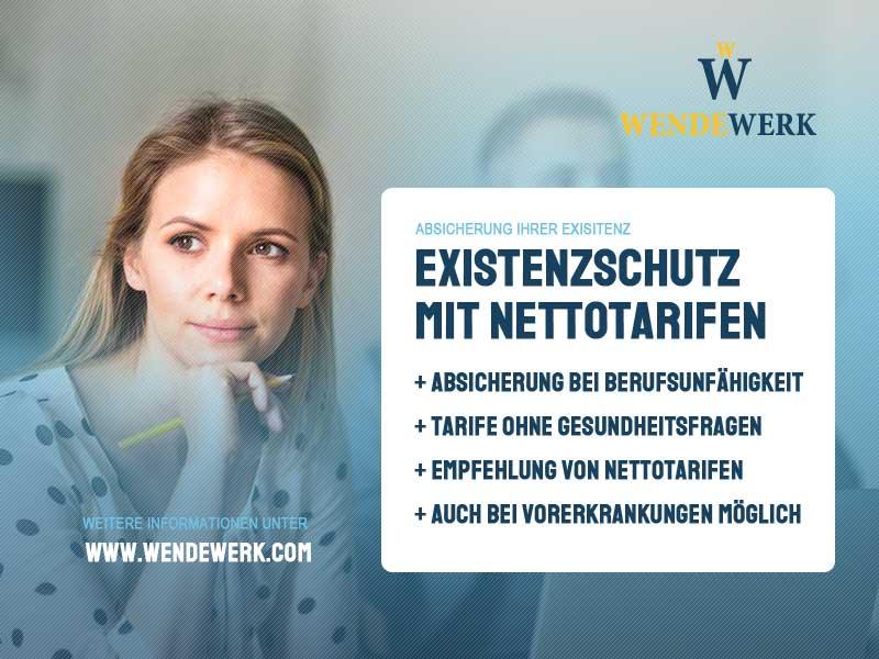 Existenzschutz_Nettotarife